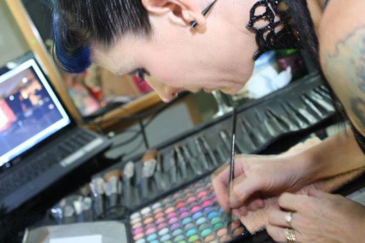 Makeup Artist Cairns Dana Harris