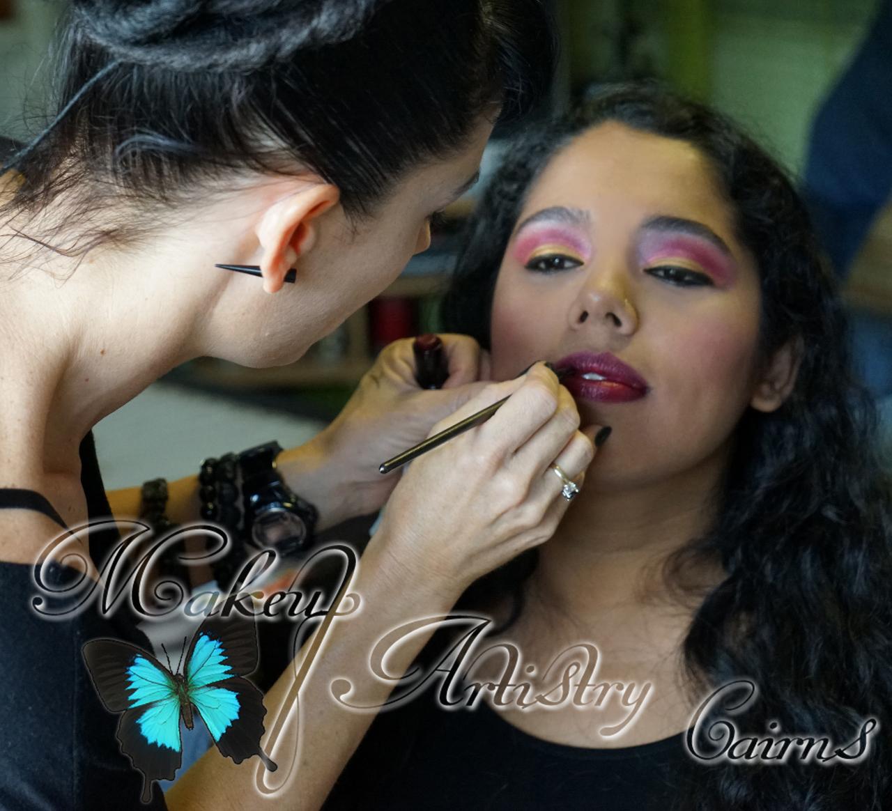 Hindu Wedding Bridal Makeup Cairns Hair And Makeup Artistry