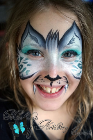 Makeup Artist Cairns Face Painting