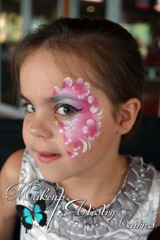 Face Painting Cairns makeup artist