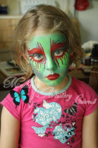 Cairns Face Painter