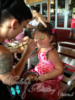 Face Painter Cairns