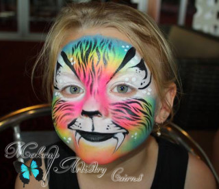 kids face painting cairns