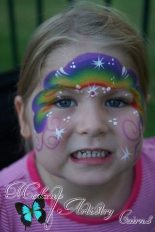 Makeup Artist Cairns Face Painter