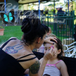 kids face painter cairns