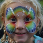 face painting cairns kids birthday parties
