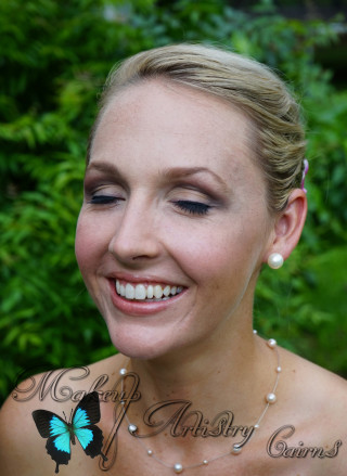 Wedding Makeup Port Douglas
