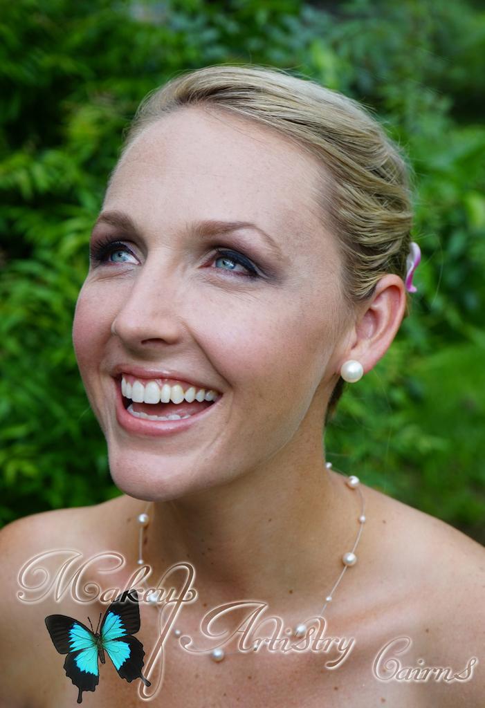 Makeup Artist Cairns ~ Port Douglas Bridal Makeup