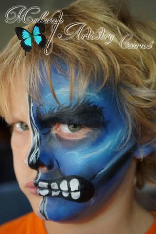 Face Painter Cairns makeup artist