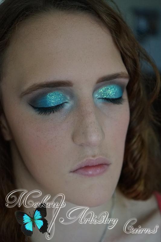 Makeup Artist Cairns Formal makeup, ball makeup.