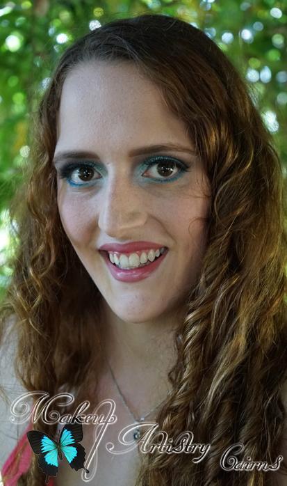Makeup Artist Cairns Formal makeup, ball makeup