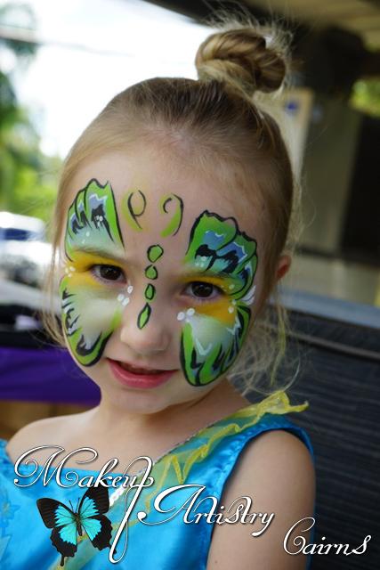 Face Painter Cairns _ Makeup Artist Dana Harris