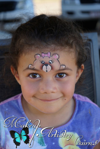 Face Painter Cairns _ Makeup Artist Dana Harris