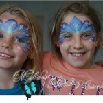 School Holidays at Ds Frozen Face Painter Cairns