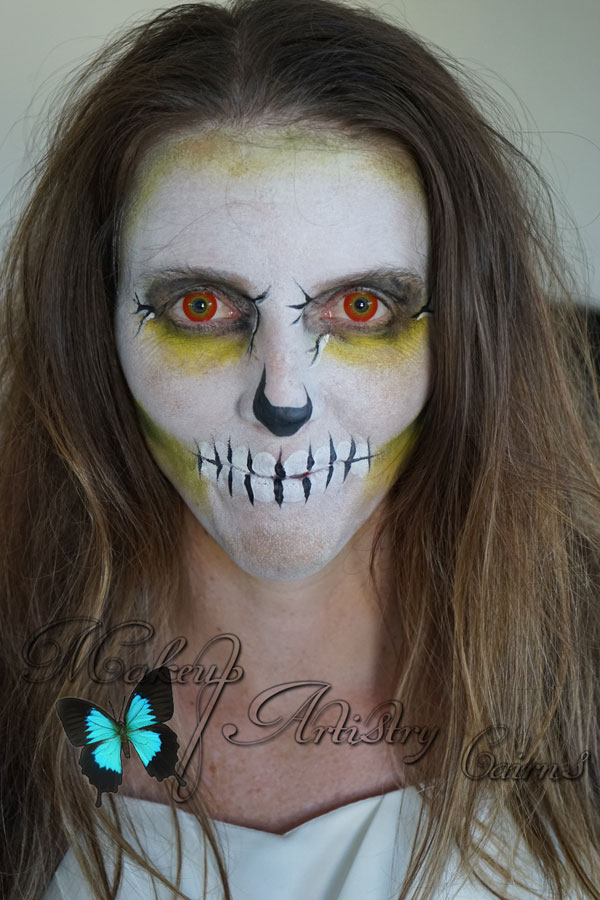 Halloween Theatrical Contacts