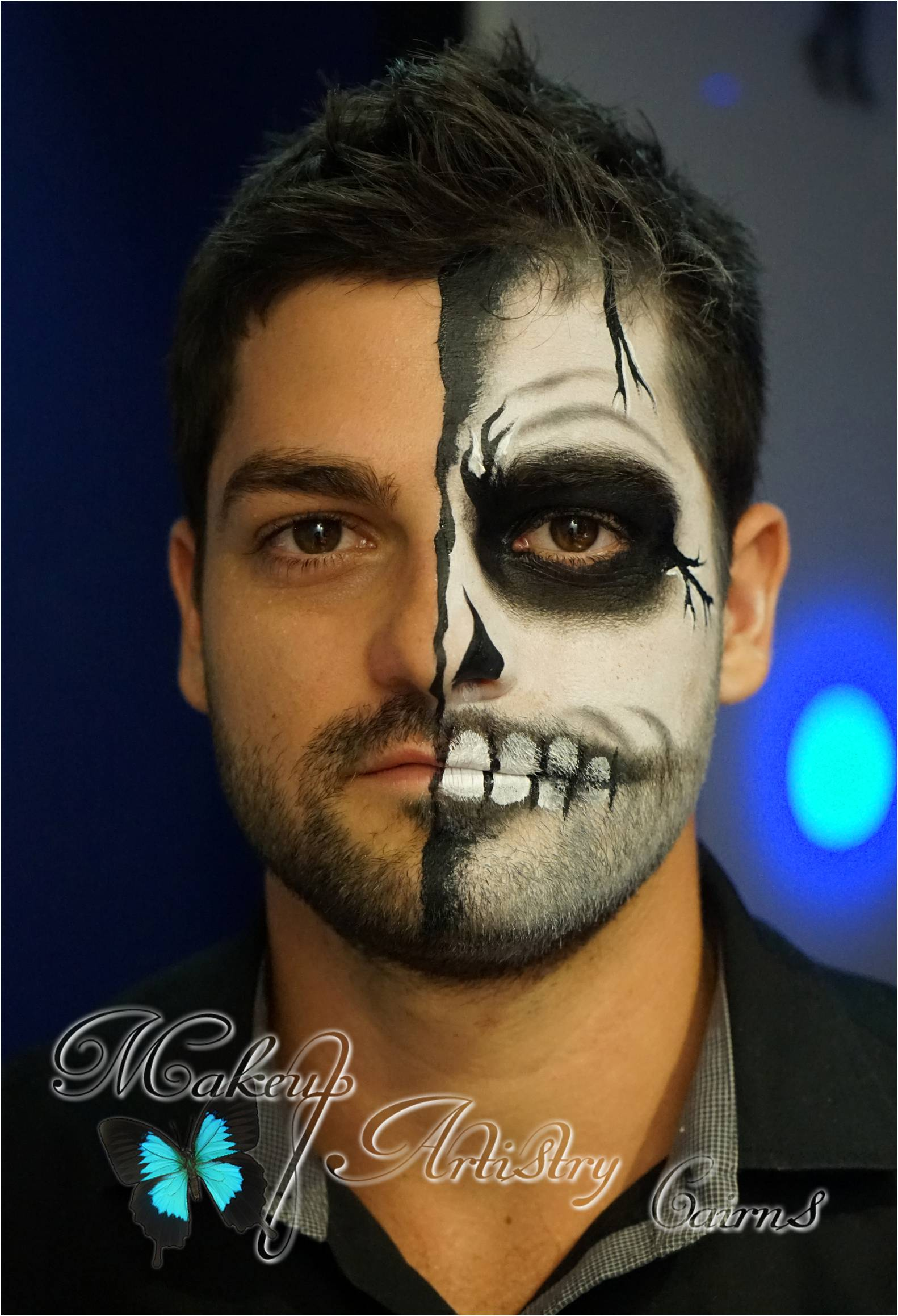 Halloween Makeup For 2014 | Cairns Hair and MakeUp Artistry