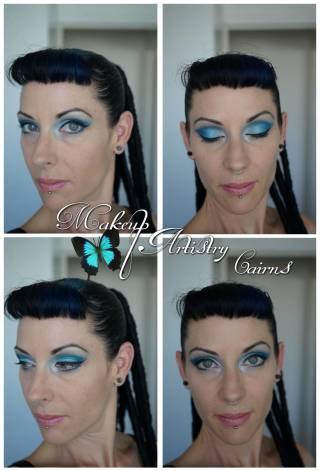 professional makeup artist cairns
