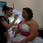 Makeup Artist Cairns Wedding Expo 2015