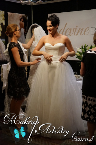 Irene Costa's Devine Bridal at the Wedding and Formal Expo 2015