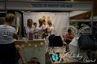 Ministry of Makeup and Hair Makeup Artistry Cairns