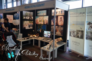 Wedding Photographer Cairns and Hair at the Wedding and Formal Expo 2015
