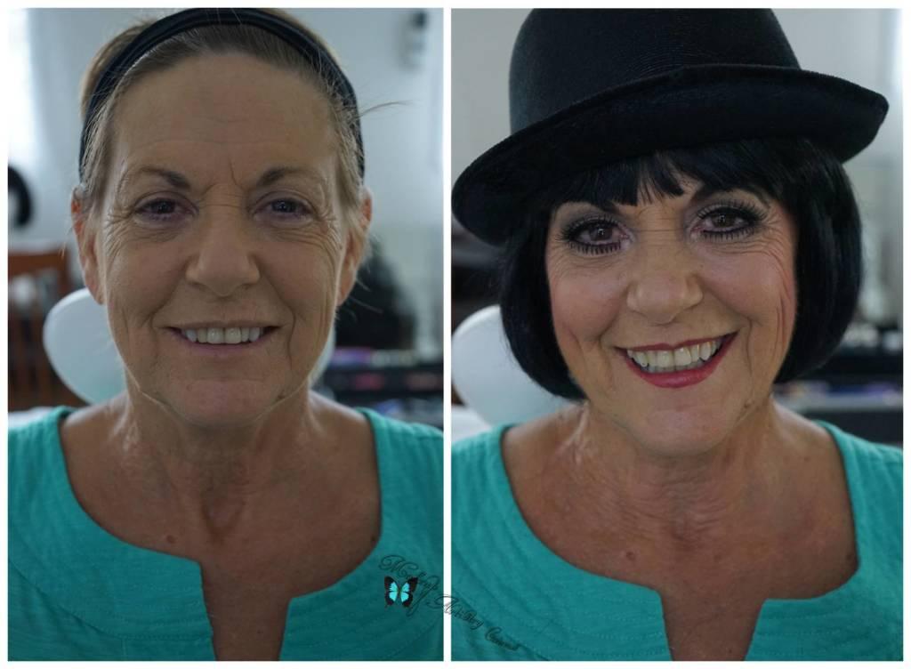 costume makeup, cosplay, stage makeup