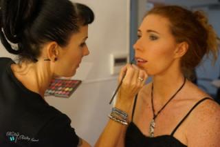 makeup artist cairns ~ coca theatre stage makeup ~ pole play studios