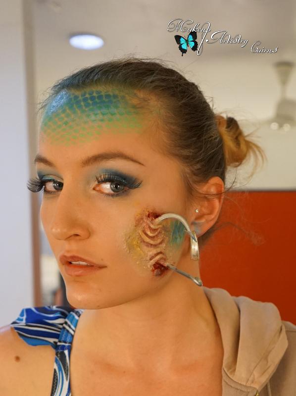 Cairns Hair And Makeup Artistry 187 Theatrical Makeup Artist
