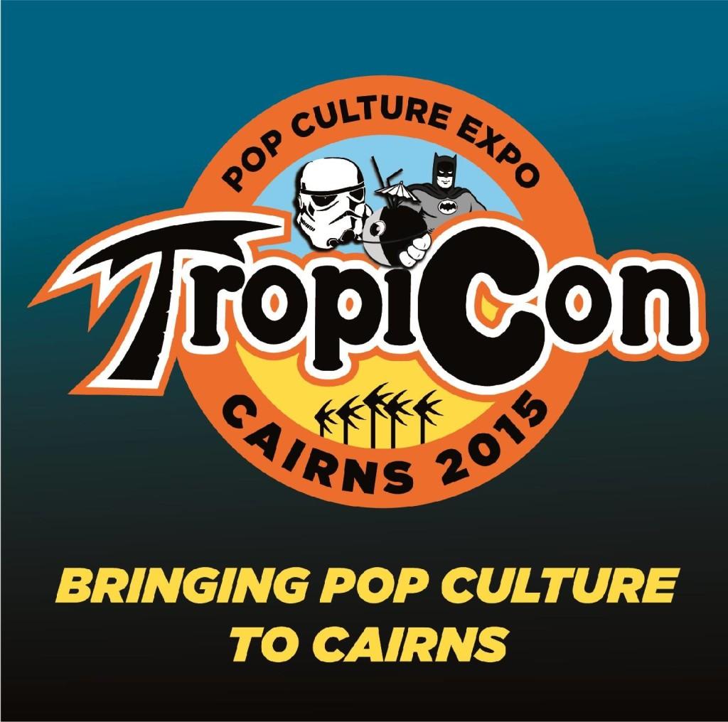 Cairns Tropicon 2015 Makeup Artist