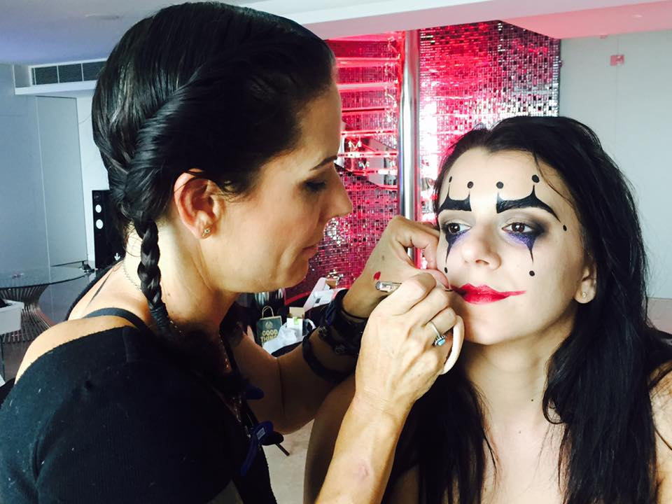 Theatrical Makeup Cairns Hair And Makeup Artistry