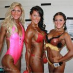 Body Building Competition Makeup