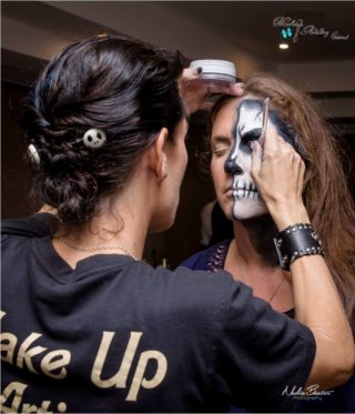 makeup artistry cairns corporate event