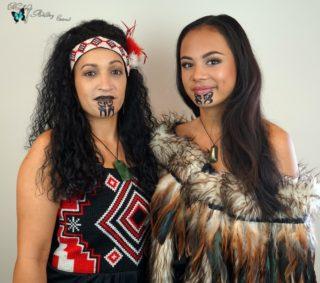 History of Makeup Ta Moko Traditional Maori Tattoo